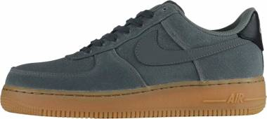 buy popular 7e9ac 1cbc7 Nike Air Force 1 07 LV8 Black Black Pure Platinum Cool Grey Men