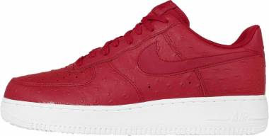 Nike Air Force 1 07 LV8 - Red