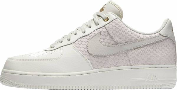 sports shoes 7e134 283ac Nike Air Force 1 07 LV8 White. Any color