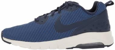Nike Air Max Motion LW SE Obsidian/Obsidian-gym Blue Men