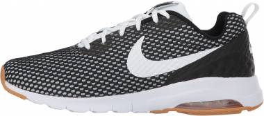 Nike Air Max Motion LW SE - Black Black White Gum Lt Brown 013 (844836013)