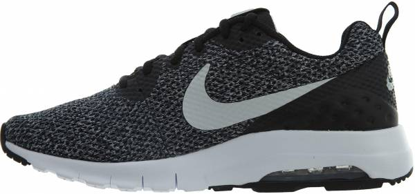 Nike Air Max Motion LW SE Black (Black/Pure Platinum-dark Grey 010)