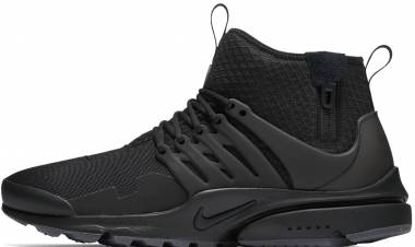 Nike Air Presto Mid Utility - Black (859524006)