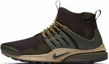 newest 6556d b2fb2 Nike Air Presto Mid Utility