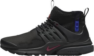 Nike Air Presto Mid Utility - Black (DC8751001)