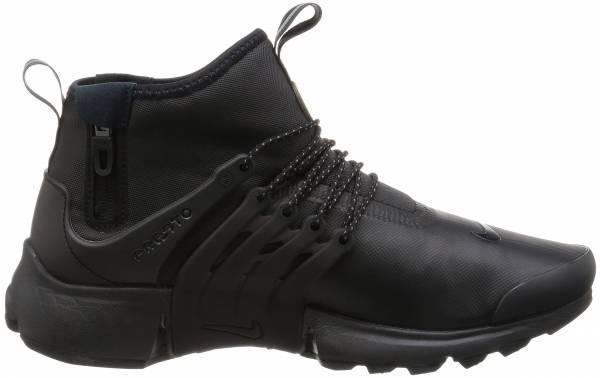 Nike Air Presto Mid Utility - Black (859524003)