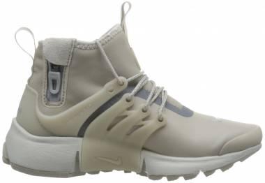 Nike Air Presto Mid Utility - Grey (859527200)