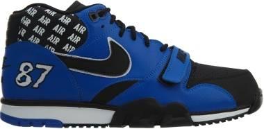 best cheap fe5e6 bc710 Nike Air Trainer 1 Hyper Cobalt Black White Men