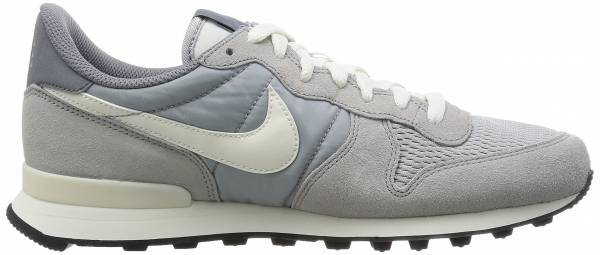 buy online 45023 79804 Nike Internationalist Grey
