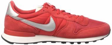 Nike Internationalist - Red/Silver