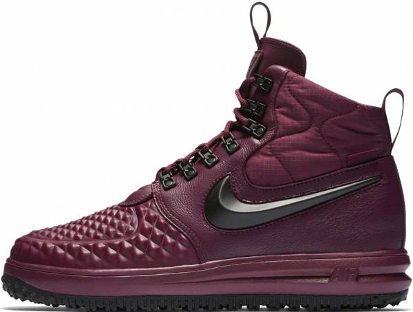 purchase cheap f8cd7 2a1ae Nike Lunar Force 1 Duckboot Bordeaux Black