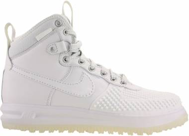 Nike Lunar Force 1 Duckboot - White