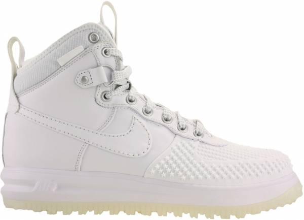 Nike Lunar Force 1 Duckboot - White