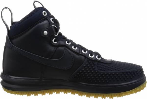 Nike Lunar Force 1 Duckboot - Black (805899400)