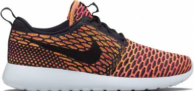 Nike Roshe One Flyknit - Orange (704927008)