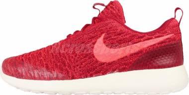 Nike Roshe One Flyknit - Red