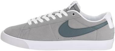 Nike SB Air Zoom Blazer Low GT - Dust/Hasta/White