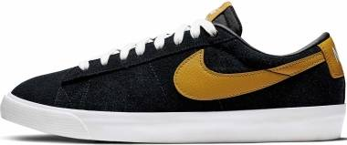 Nike SB Air Zoom Blazer Low GT - Schwarz Summit White Whea