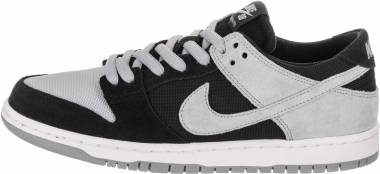 Nike SB Dunk Low Pro Black/Wolf Grey-White-White Men
