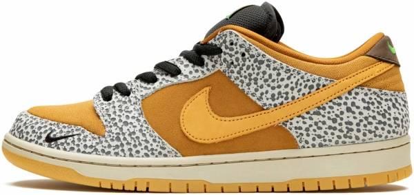 Nike SB Dunk Low Pro - Neutral Grey/Kumquat (CD2563002)