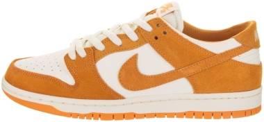 Nike SB Dunk Low Pro - Orange (854866881)