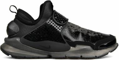 NikeLab Sock Dart Mid x Stone Island - Black (910090001)
