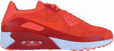Nike Air Max 90 Ultra 2.0 Flyknit - Orange (875943600)