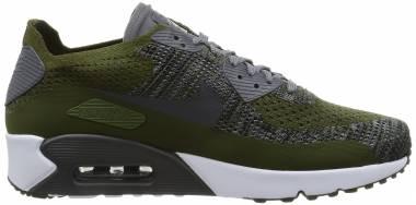Nike Air Max 90 Ultra 2.0 Flyknit - Green