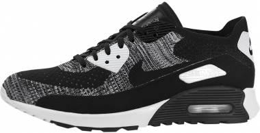 Nike Air Max 90 Ultra 2.0 Flyknit - Black