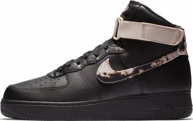 Nike Air Force 1 High Black/Particle Beige/Particle Beige Men