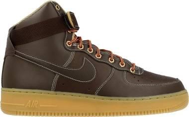 Nike Air Force 1 High - Brown