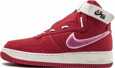 Nike Air Force 1 High - Red (AV5840600)