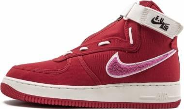 Nike Air Force 1 High - Red (AV5840600)
