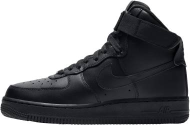 Nike Air Force 1 High - BLACK
