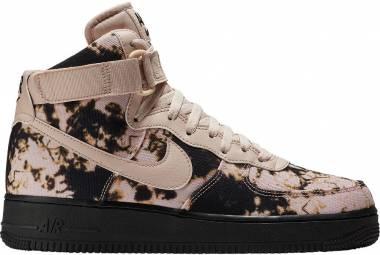 Nike Air Force 1 High Particle Beige/Particle Beige/Black Men