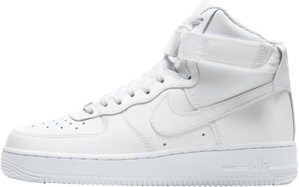 mens nike air force 1 high basketball sneaker grip