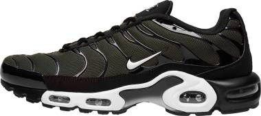 Nike Air Max Plus - Black Black Black Sequoia Sequoia 031
