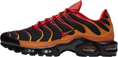 Nike Air Max Plus - Black Chile Red Vivid Orange (DA1514001)