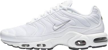 Nike Air Max Plus - White / Black-cool Grey (604133139)