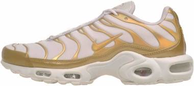 Nike Air Max Plus - Gold (605112054)