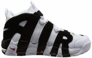 Nike Air More Uptempo - Schwarz,Weiss (414962105)