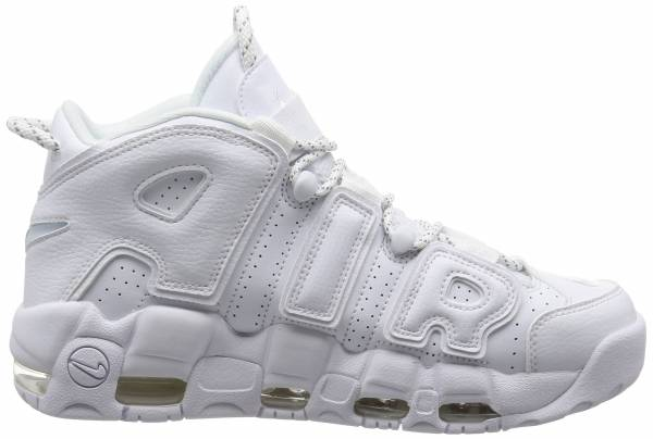 best cheap 14ea3 e111f Nike Air More Uptempo White