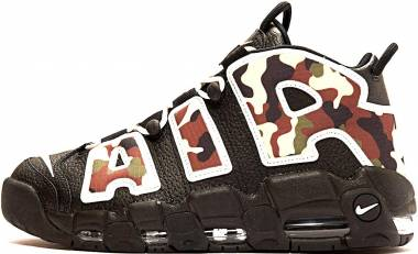 Nike Air More Uptempo - Nero