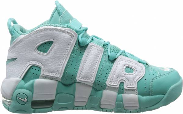 official photos 7d425 d1fc7 get nike air more uptempo island green white efd9 600 9d15c df305