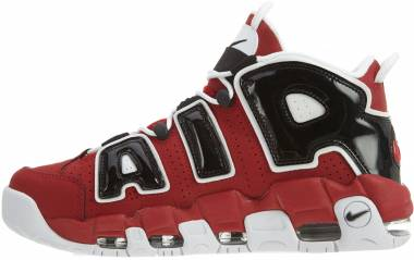 Nike Air More Uptempo - Red