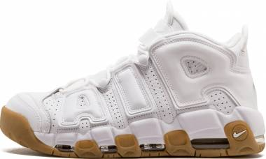 Nike Air More Uptempo - White