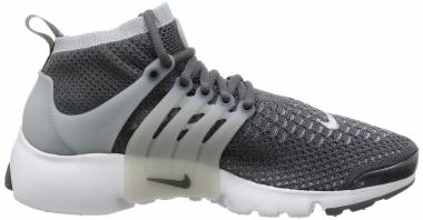 Nike Air Presto Ultra Flyknit - Dark Grey/ Wolf Grey