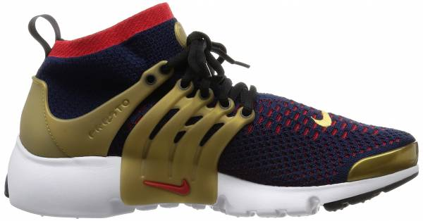 Nike Air Presto Ultra Flyknit - Blue (835570406)