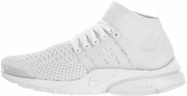 Nike Air Presto Ultra Flyknit - White (835738100)