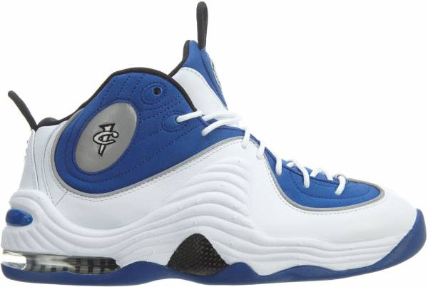 reputable site 867d9 82f8b Nike Air Penny II White